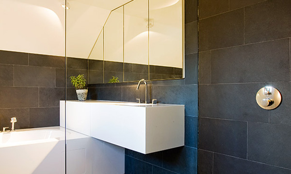 Badkamer Interieur Design : Boa interior badkamer design interieur project boa interior be