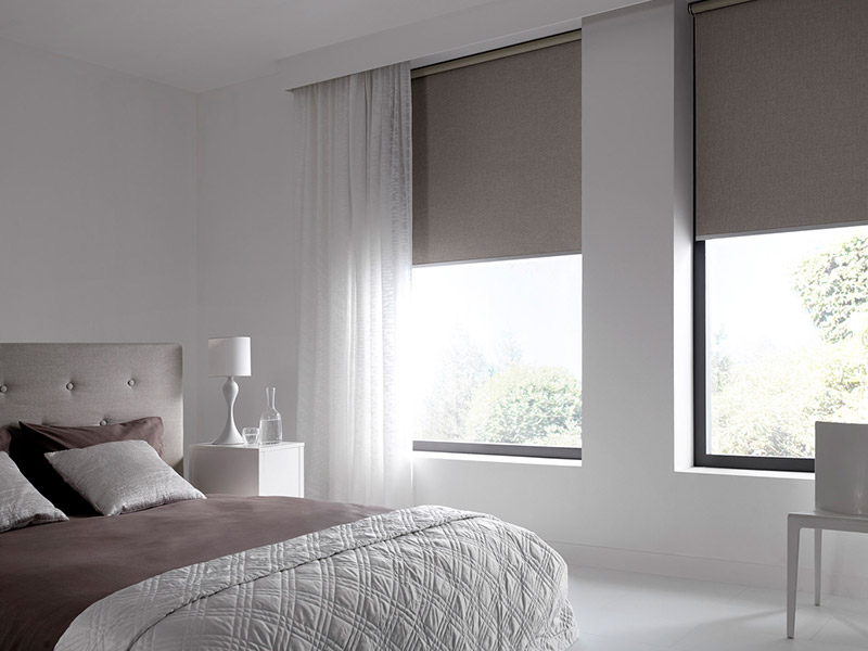 boa interior plisse raamdecoratie
