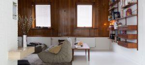 zijaanzicht woonkamer van modeontwerper tim van steenbergen door boa interior