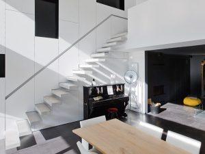 boa interior trappen parket