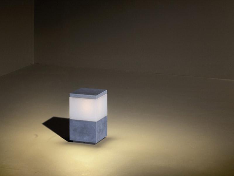staanlamp van tal architecture lighting menhir boa interior